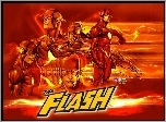 Justice League Heroes, Flash